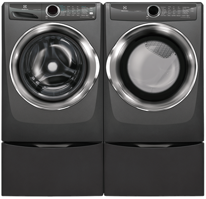 ELECTROLUX FRONT LOAD GAS LAUNDRY PAIR