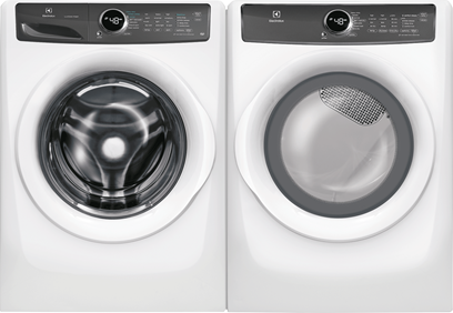 ELECTROLUX WASHER & DRYER FRONT LOADLAUNDRY PAIR