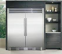 "32"" Built-in All Refrigerator & All Freezer"