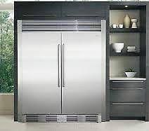 "32"" Built-in All Refrigerator & All Freezer"