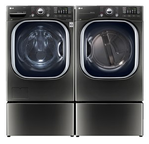 LG FRONT LOAD LAUNDRY SYSTEM