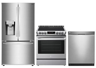 LG 3PCS Kitchen Suite