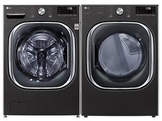 Front Load Washer 5.8 Cu. Ft. & Front Load Dryer 7.4 cu. ft.