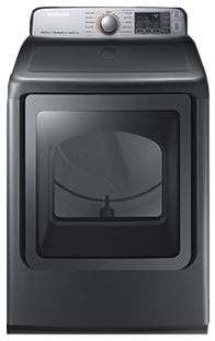 DVE50M7450P Dryer with Steam, 7.4 cu.ft