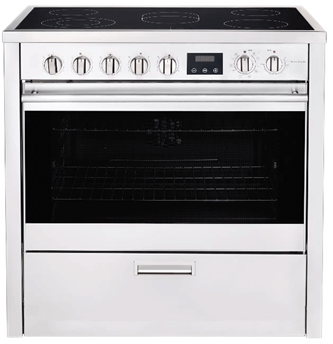 Stainless Steel Electric Range
