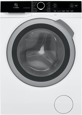 2.4 Cu. Ft. Compact Washer with IQ-Touch® Controls Featuring Perfect Steam™