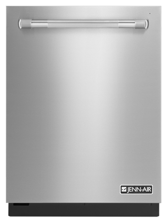 """24"""" Built-In TriFecta Dishwasher, 38dBA, Pro-Style® Stainless"""