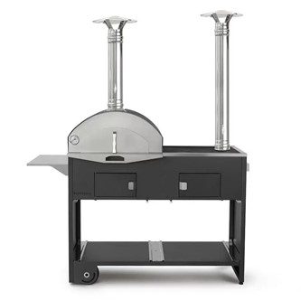 Pizza Oven, Grill & Griddle All-In-One