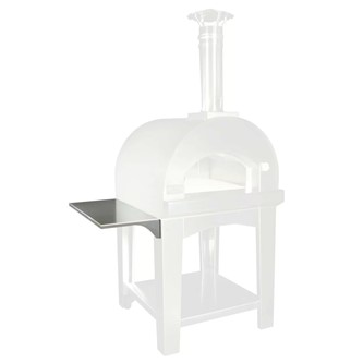Side Shelf For Margherita or Mangiafuoco Carts