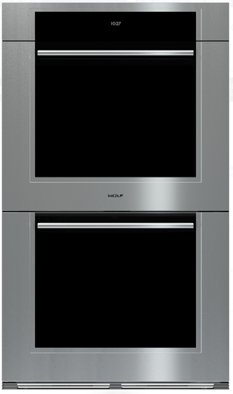 30 Inch Double Electric Wall Oven with 5.1 cu. ft. Dual Verticross Convection Ovens