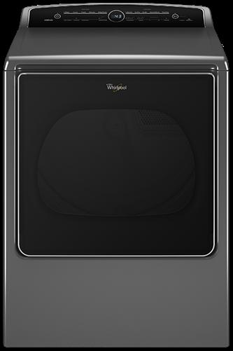 Whirlpool® Cabrio® 8.8 cu. ft. High-Efficiency Electric Steam Dryer