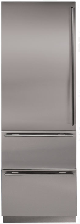 27 Inch Built-in All-Refrigerator with Adjustable Spill-Proof Glass Shelves
