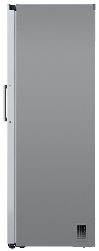LG Electronics 13.6 cu. ft. Single Door Refrigerator in Stainless Steel