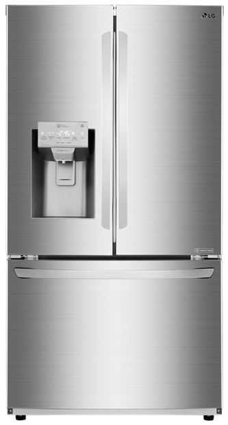 22 cu.ft. WiFi Enabled Counter Depth French Door Refrigerator
