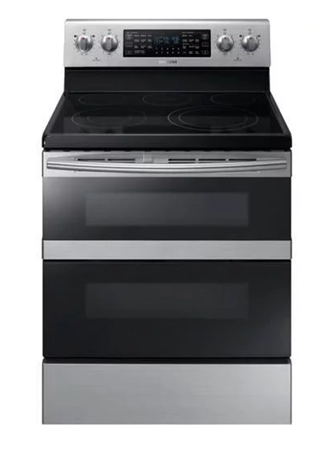 30-inch Freestanding Electric Range with Flex Duo