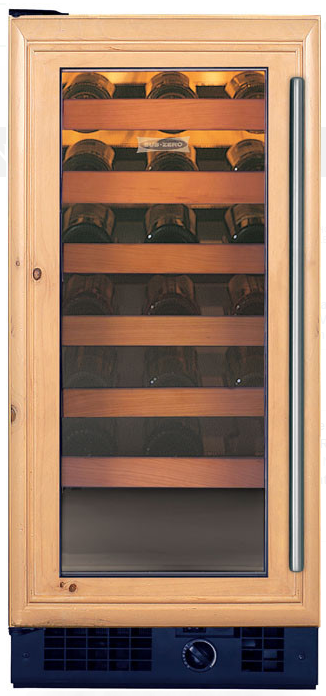 15 Inch Built-in Wine Storage with 26-Bottle Capacity