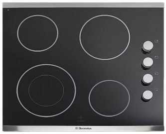 24-Inch Electric Cooktop