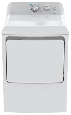Top Load Matching Dryer - GE 7.2 cu ft.capacity DuraDrum2 electric dryer.