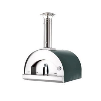 Margherita Anthracite Single Chamber Oven