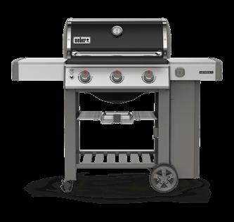 Genesis II CE-310 Gas Grill