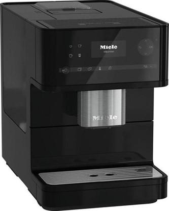 Miele CM 6130 Plastic Super Automatic Programmable Black Espresso Machine
